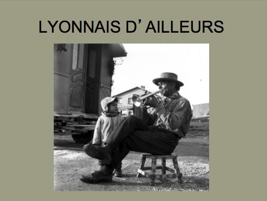 Lyonnais d'ailleurs