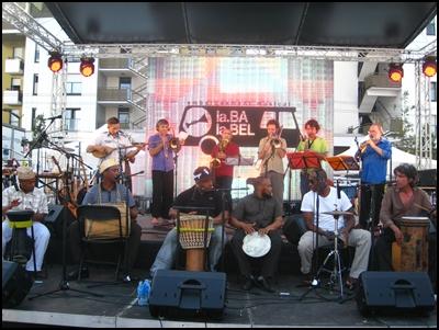 Concert du Babel Orkestra