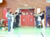 Accueil des élèves de l'école des Bleuets