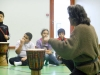 Atelier percussion
